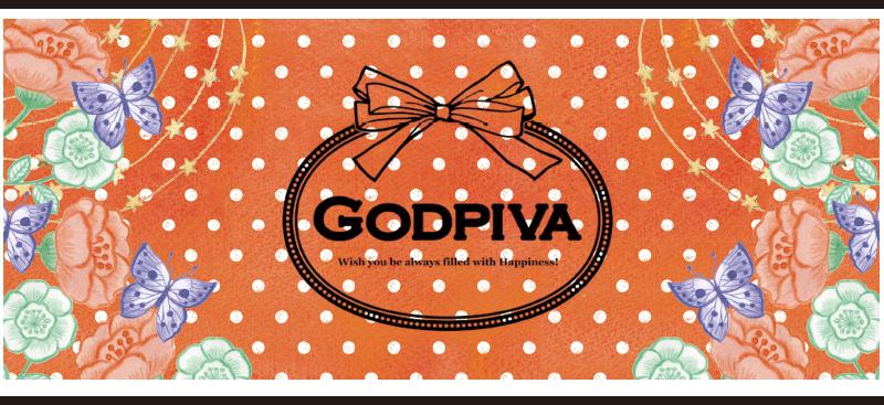 ドッグウエアーブランド GodPiva(ゴッドピバ)